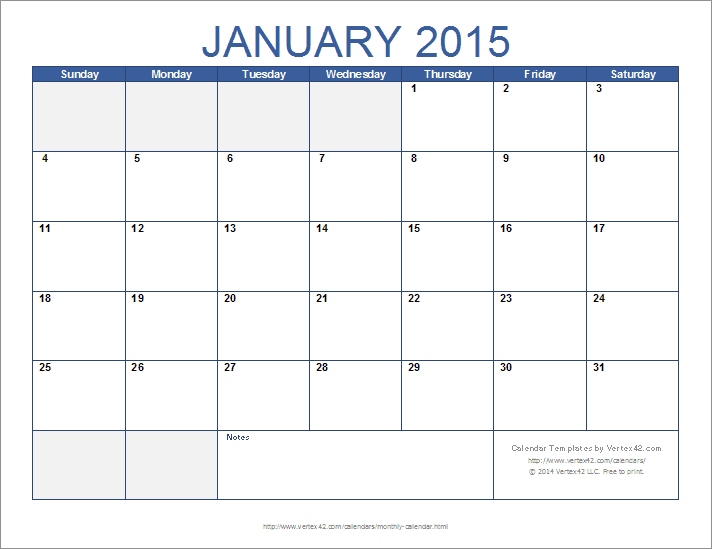 Download The 12 Month Calendar Template From Vertex42 Com