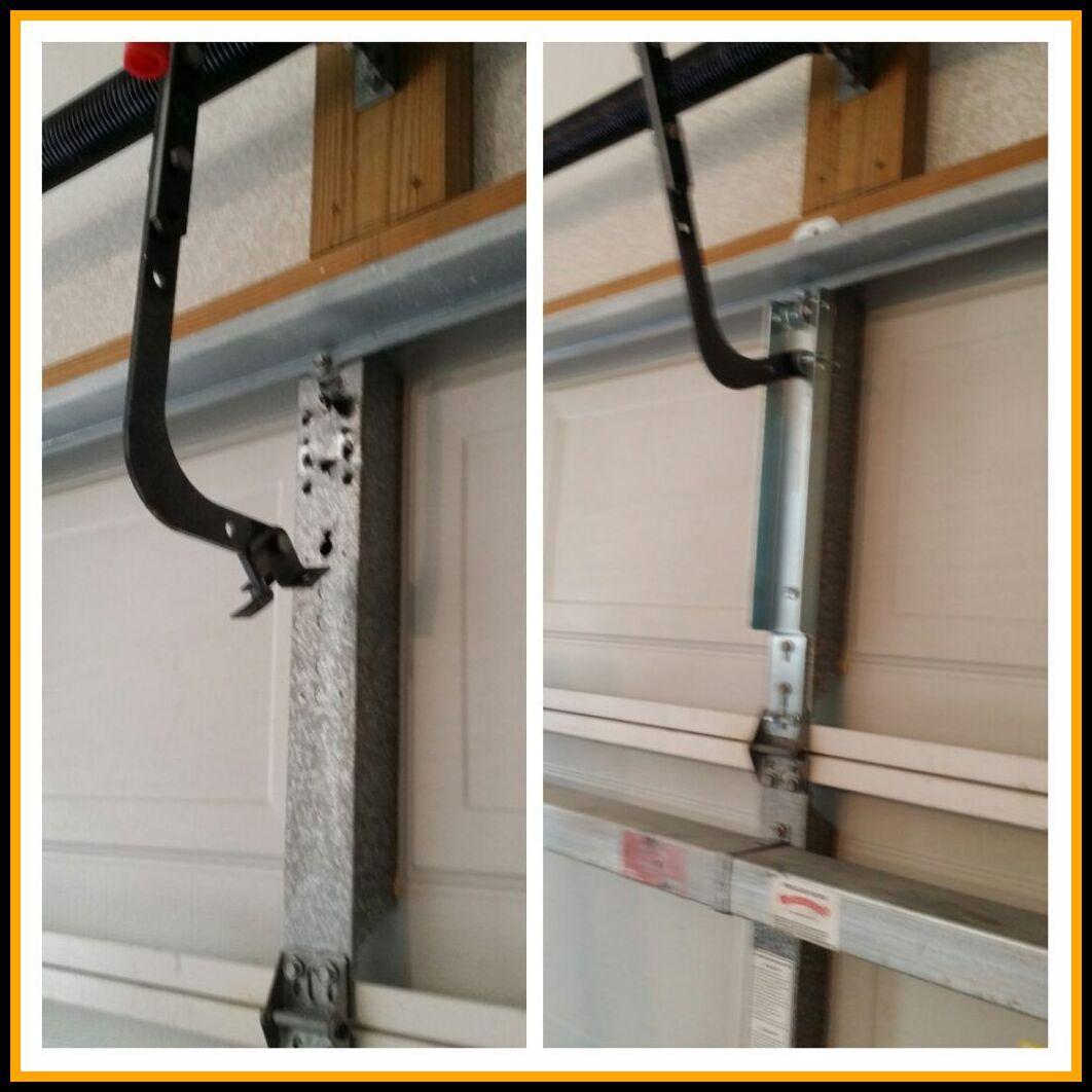 56 Reference Of Garage Door Mounting Bracket Repair In 2020 Door Header Automatic Garage Door Garage Door Makeover