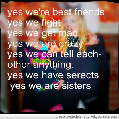 Pin By Anita Cooper Gonzalez On Sisters Pinterest Sister Quotes