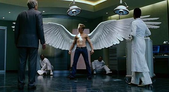 Angel. That's what's up.