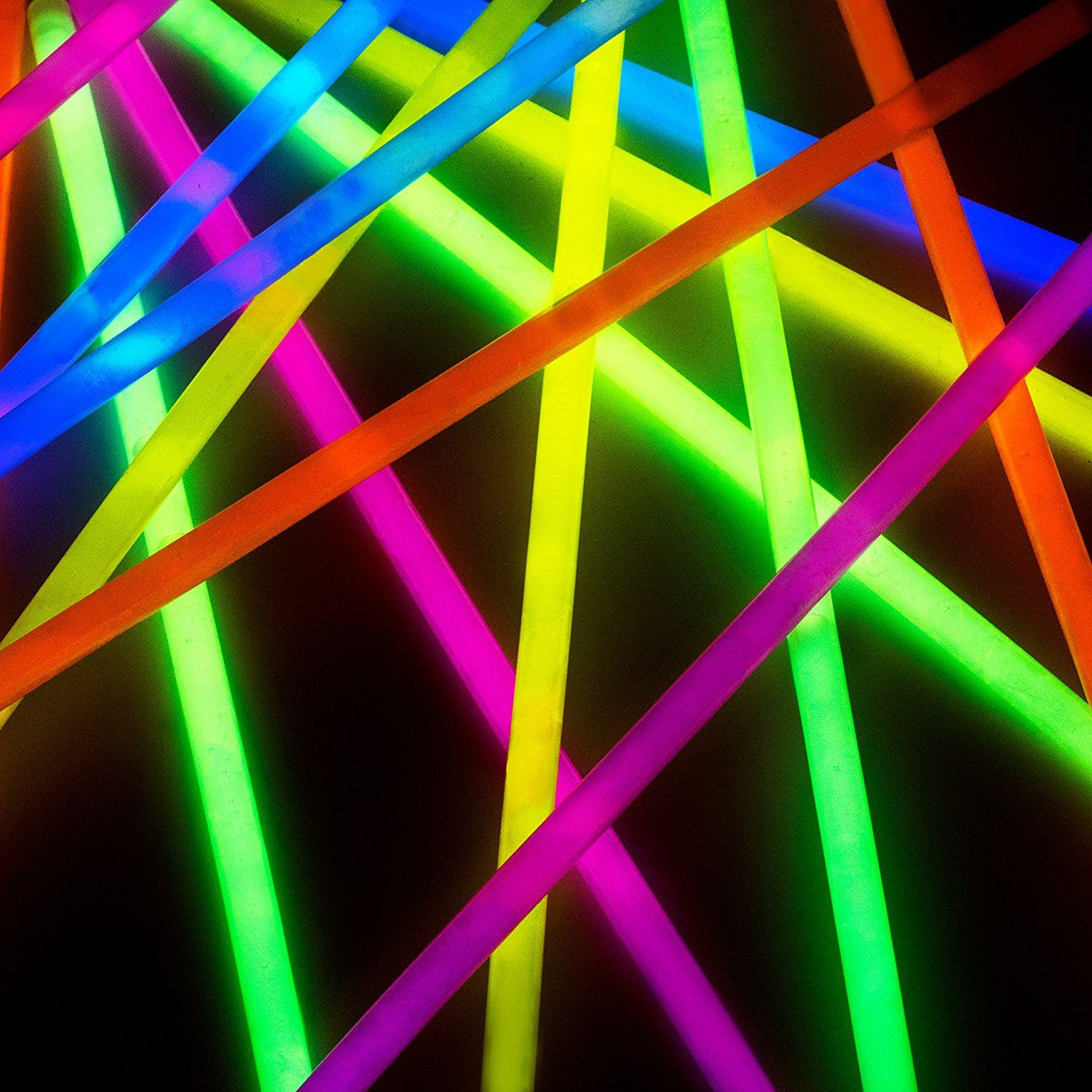 Awesome Glow Sticks Bulk Party Favors 300pk 8 In The Dark Supplies Light Decorations Necklaces And Bracelets For Kids