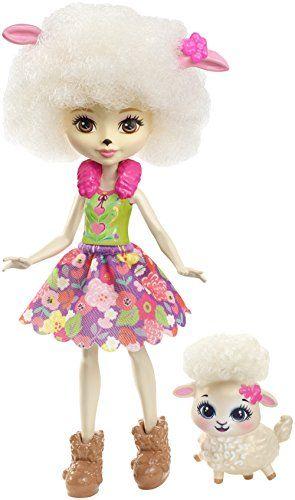 Coloriage De Enchantimals.Enchantimals Mini Poupee Lorna Brebis Eur 9 99 Idees Cadeaux