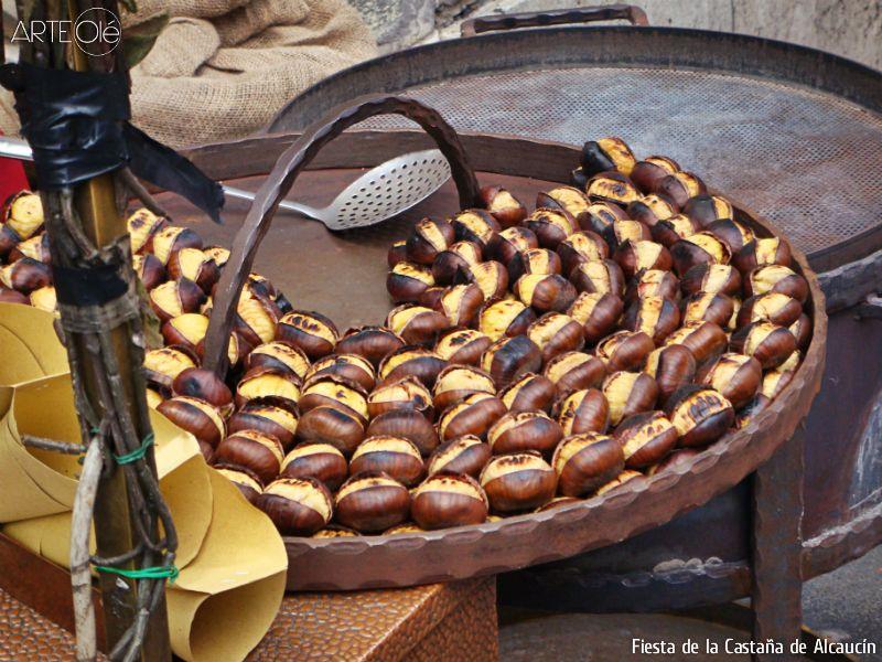 Resultado de imagen de Fiesta de la castañA EN MALAGA