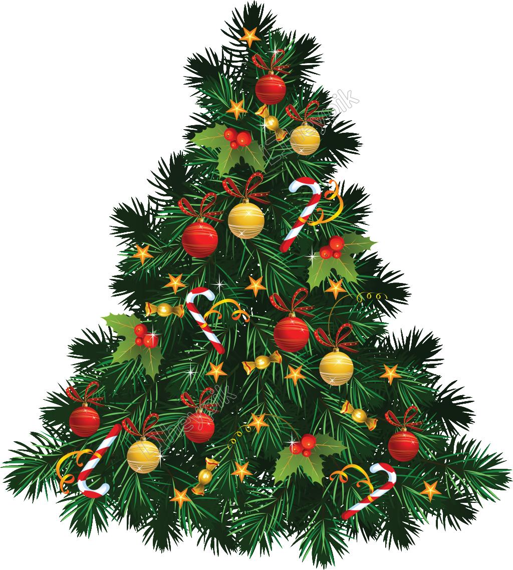 Christmas Tree Free Vector Christmas Tree Clipart Christmas Tree Images Christmas Tree Pictures