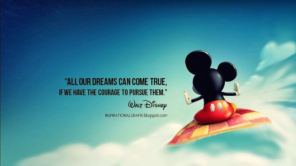 Inspirational Disney Quotes. QuotesGram | Inspirational ...