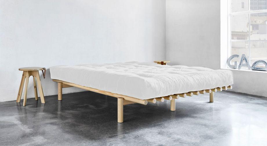 "Futonbett ""Liri"" | Futonbett, Sofa design, Bett"