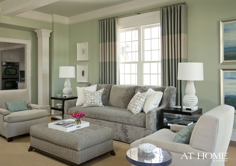 Refreshed And Ready Elegant Family Room Living Room Furniture