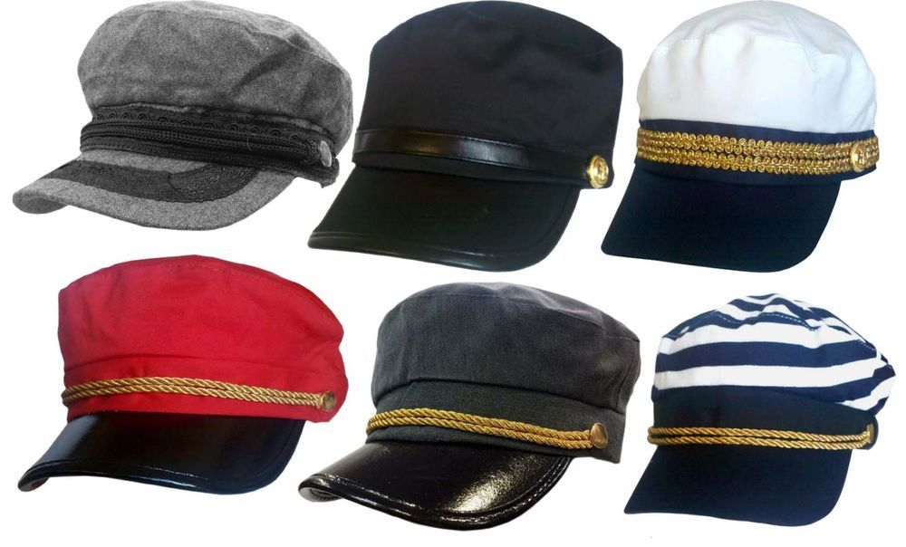 9f6b3e4092b83  14.98 free shipping Sailor Captain Hat Yacht Boat Dress Party Costume Cap  Hat