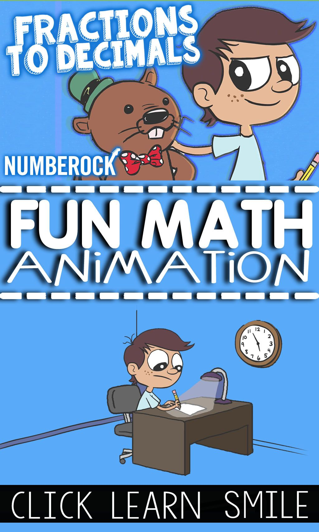 Fractions, Decimals, and Percents with Worksheets for 5th and 6th ...