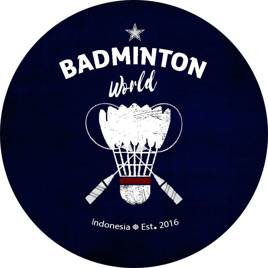 #logo #badminton #simple #Indonesia #vintage | Badminton