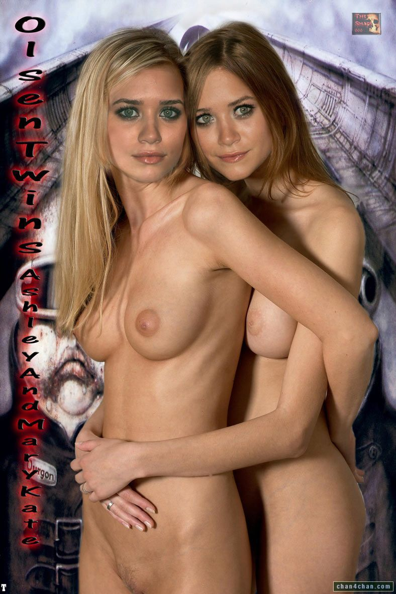 Fack nude pics of the olsen twins