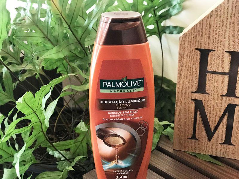 Shampoo Palmolive Hidratacao Luminosa Um Achado Oleo De Argan