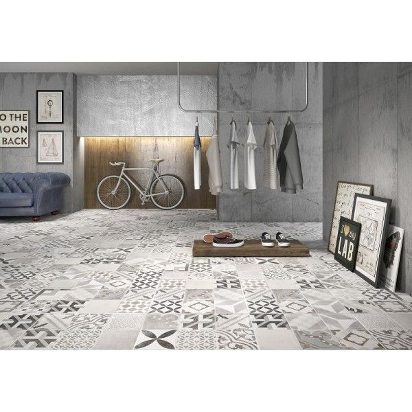 VINTAGE NEGRO 60X60, VINTAGE , GEOTILES, PŁYTKI - IMPORT, Sklep Internetowy Dekordia  tiles ...