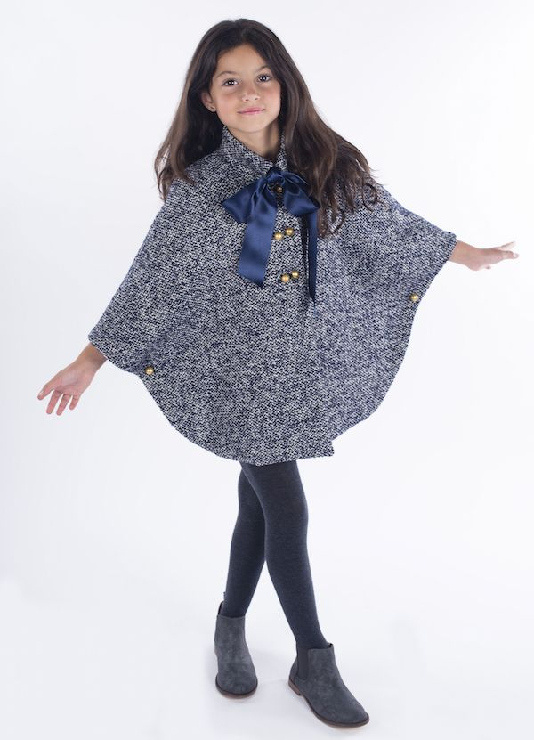 Abrigos y capas para ninas