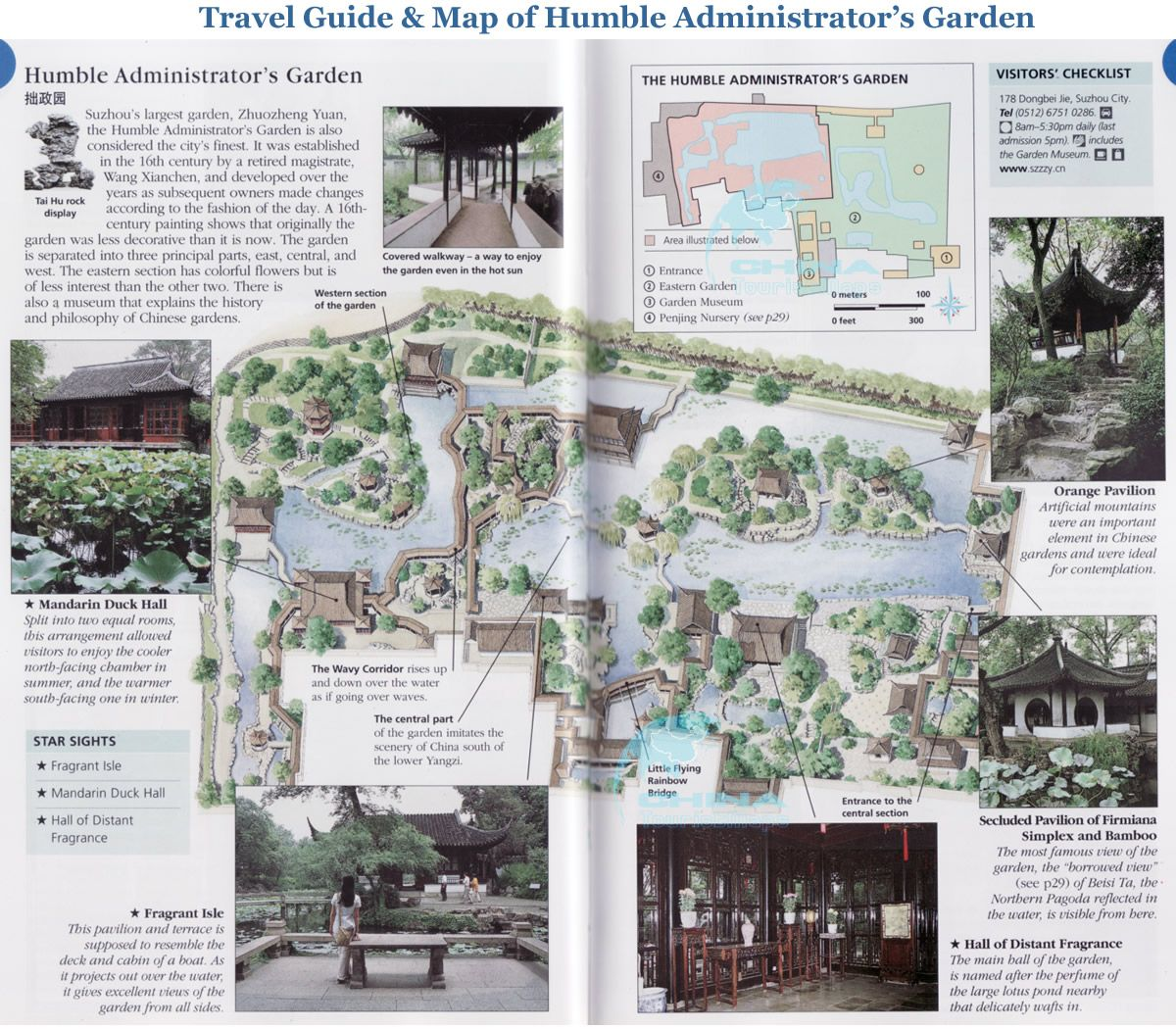 Humble Administrator S Garden Travel Guide Travel Garden Tours