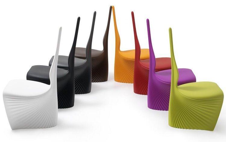 Moderne Stühle mit futuristischem Design \u2013 Biophillia #biophillia - designer heizkorper minimalistischem look