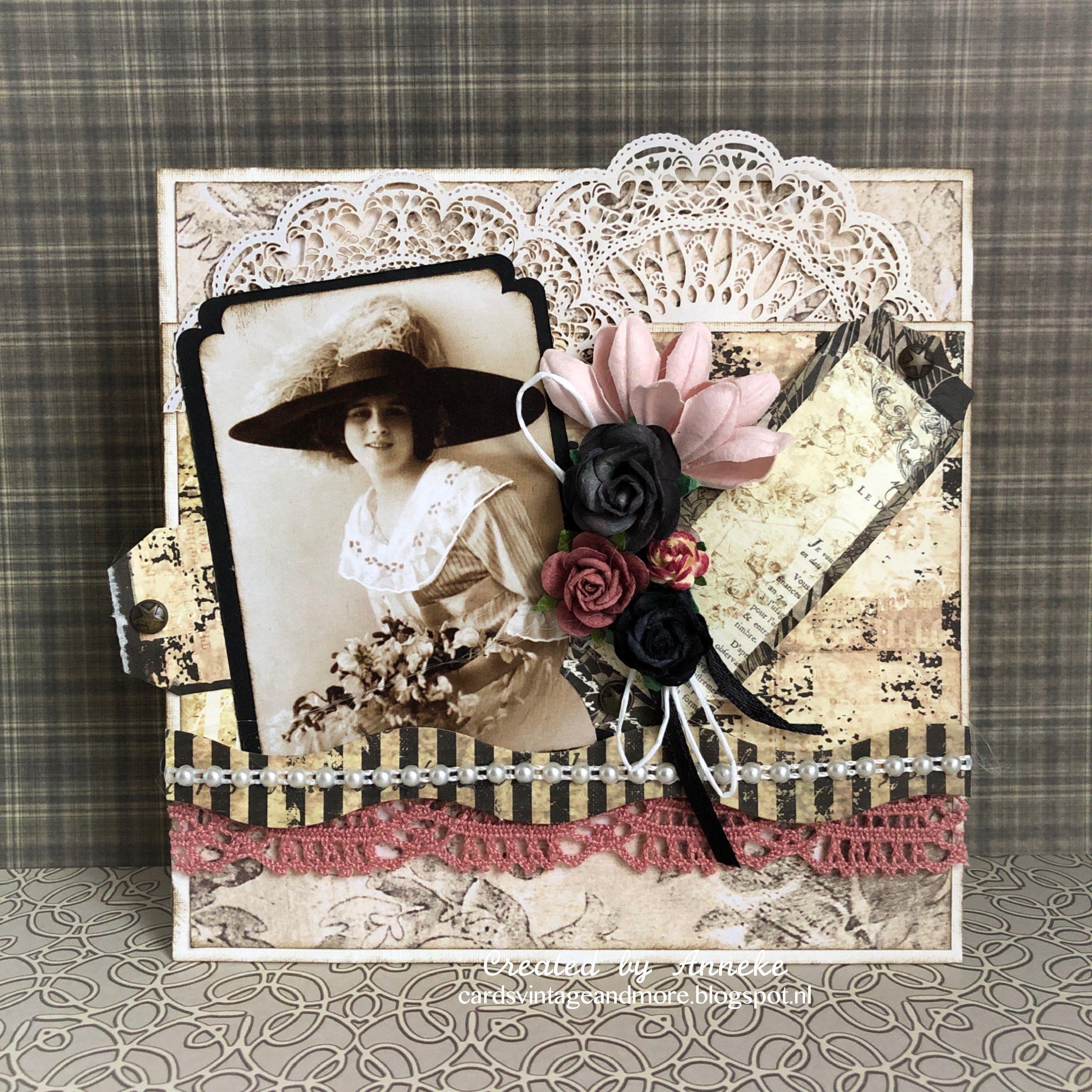 День рожденья, хобби самодельных открыток