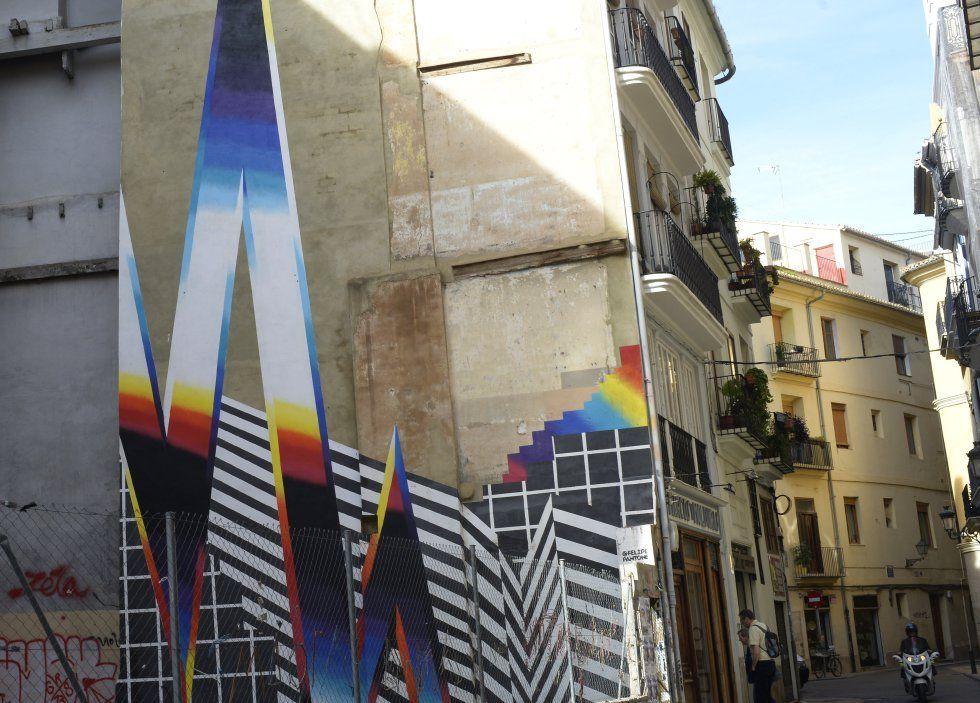 En Valencia Espana. El Pais