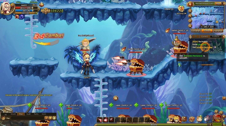 Heroes Shared Folder Maplestory Amino Shared folder