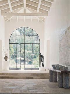 Jamaica Byles California Modern Steel Doors And Windows Modern House Design