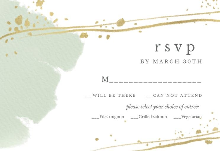 Free Rsvp Card Template New Story  Printable Response Card Templateclick To Find The .