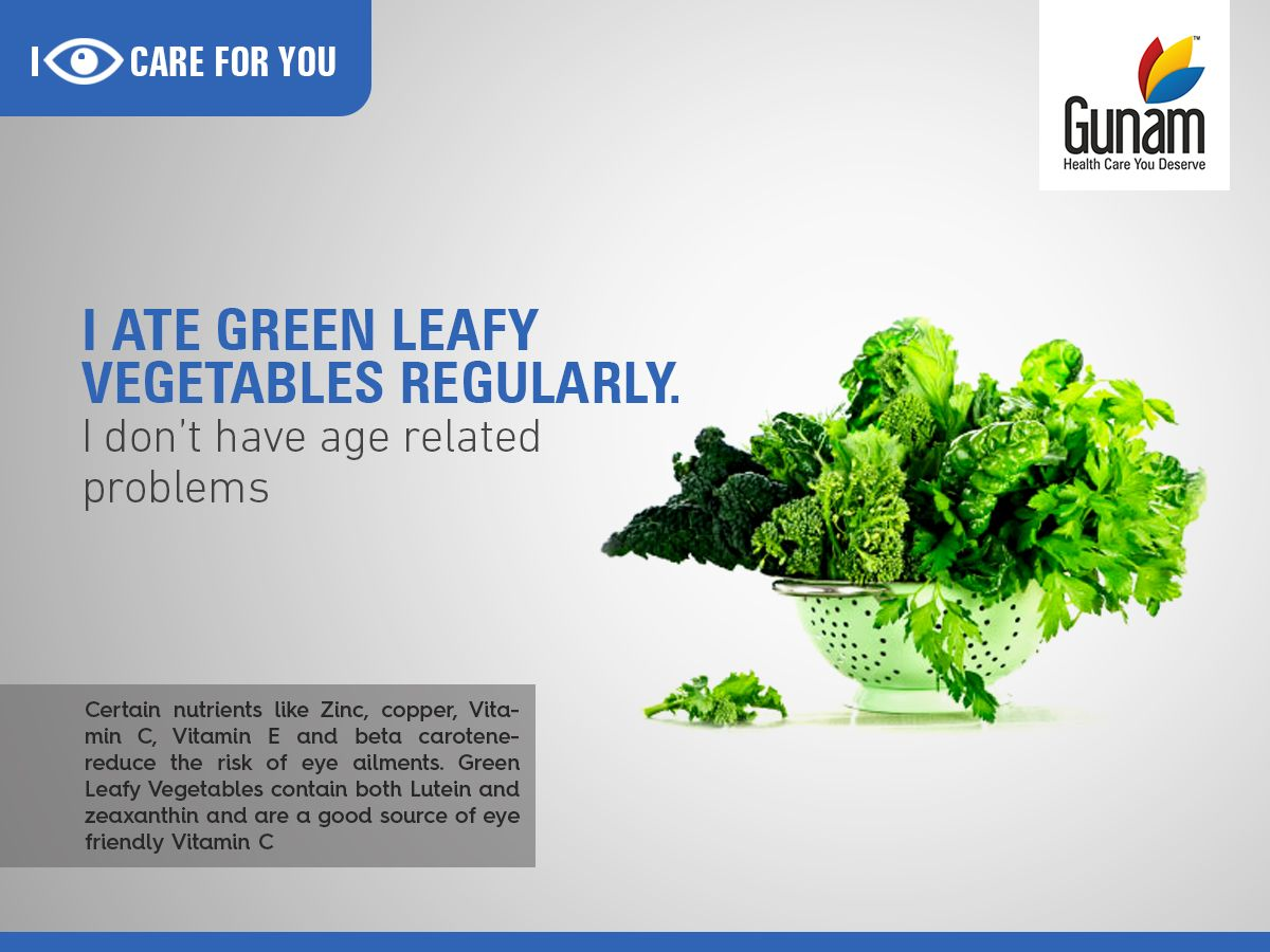 Munching Regularly On Green Leafy Vegetables Does Indeed Benefit