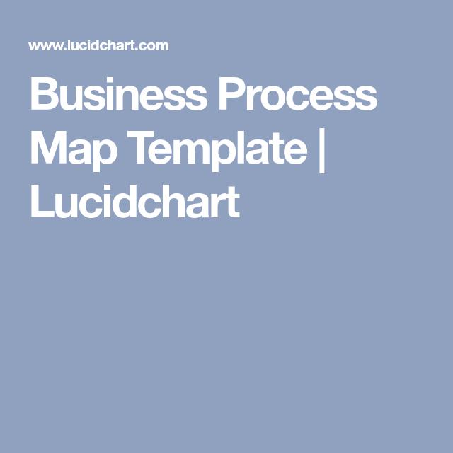 Business process map template lucidchart flow charts pinterest business process map template lucidchart wajeb Images