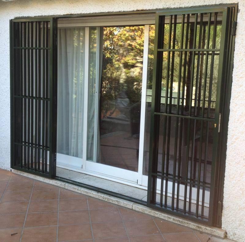 Imagen relacionada rejas pinterest searching - Puertas para terrazas ...