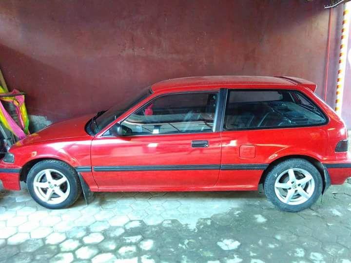 Dijual Civic 2 Pintu Honda Nouva 1988 Jogja Honda Mobil