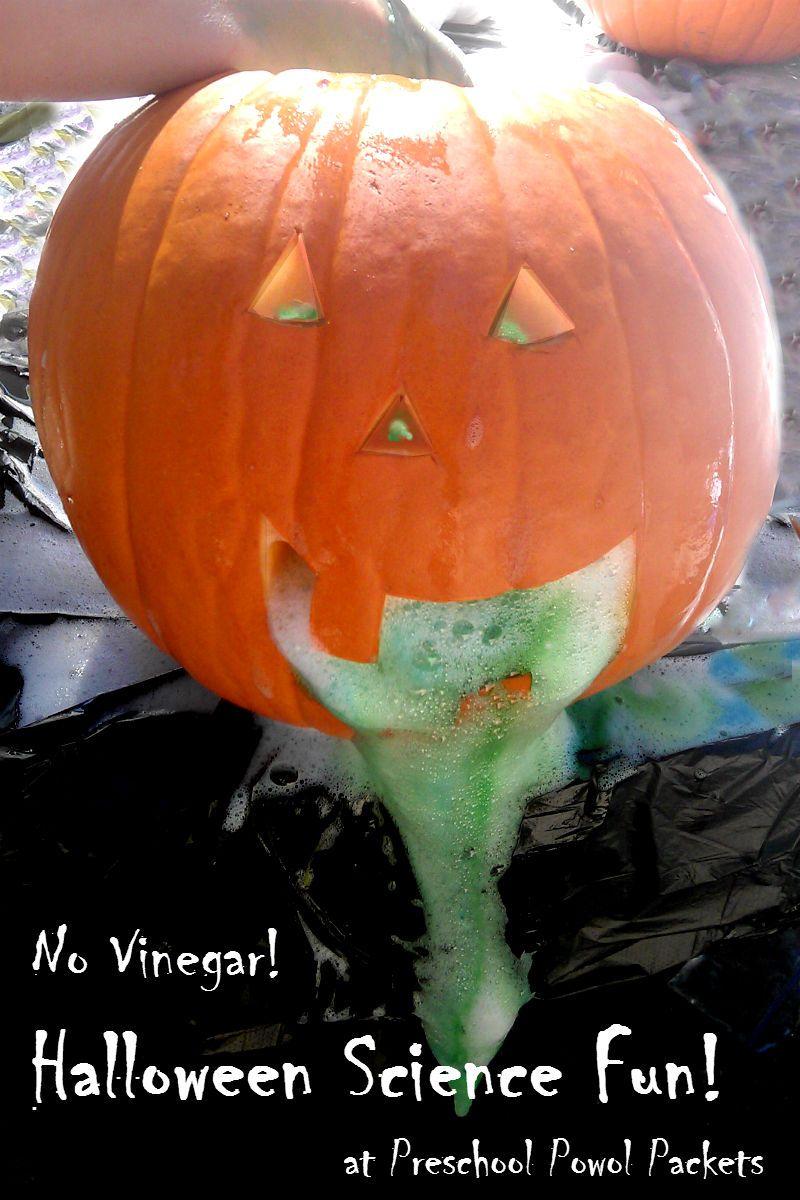 Halloween Science in a Pumpkin   Halloween science, Science ...