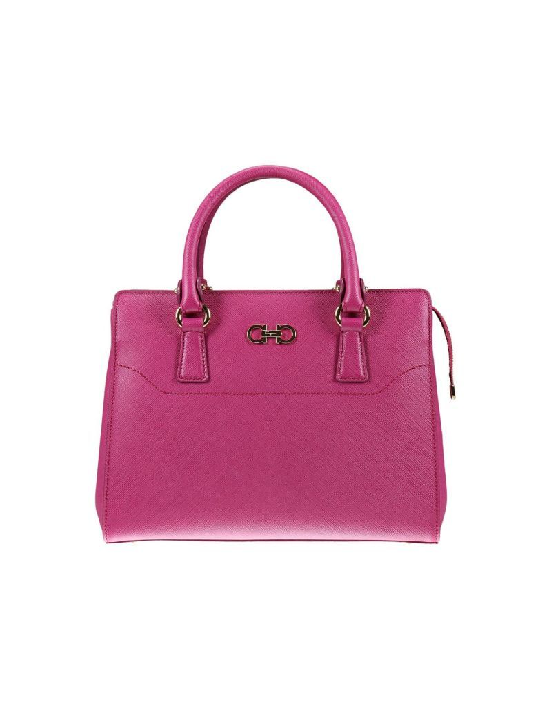 c86bab1c83b2 SALVATORE FERRAGAMO Handbag Handbag Women Salvatore Ferragamo.   salvatoreferragamo  bags  leather