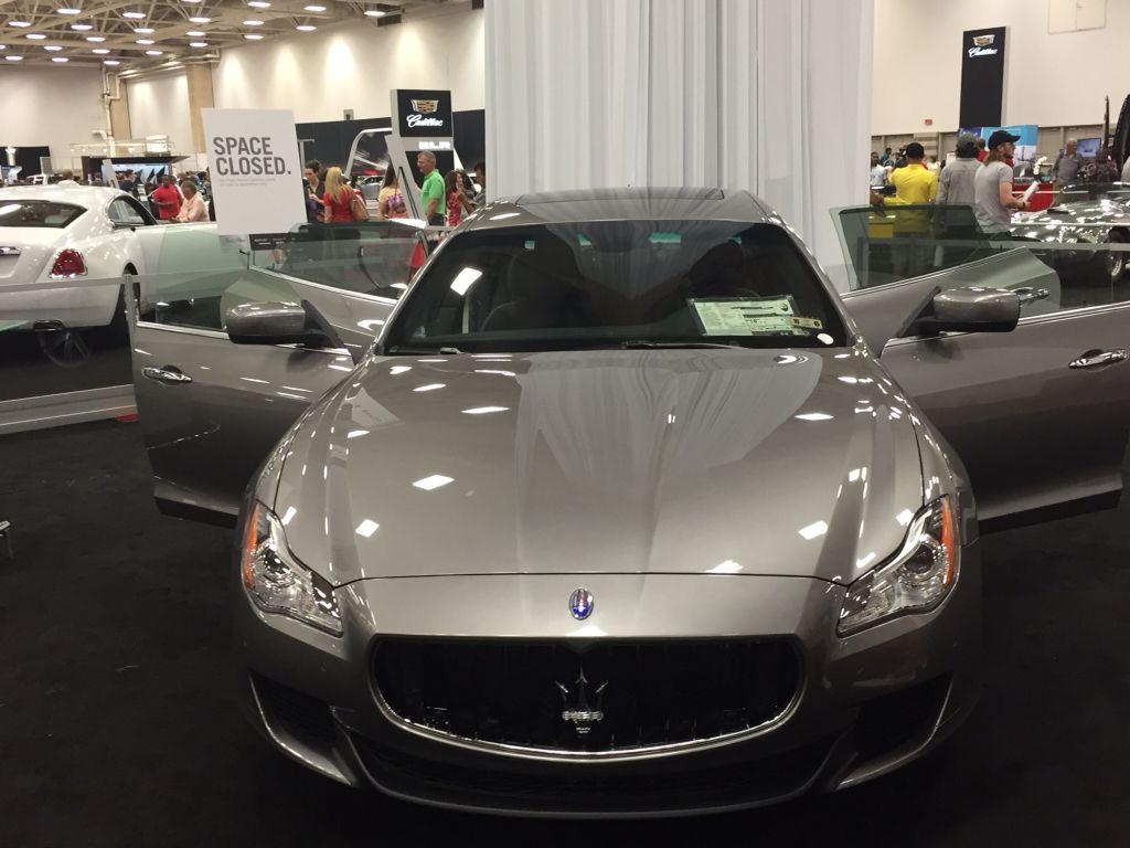 Dallas Car Show >> Mazerati Stylez Dallas Car Show 2k15 Car 2015 Cars Car Show