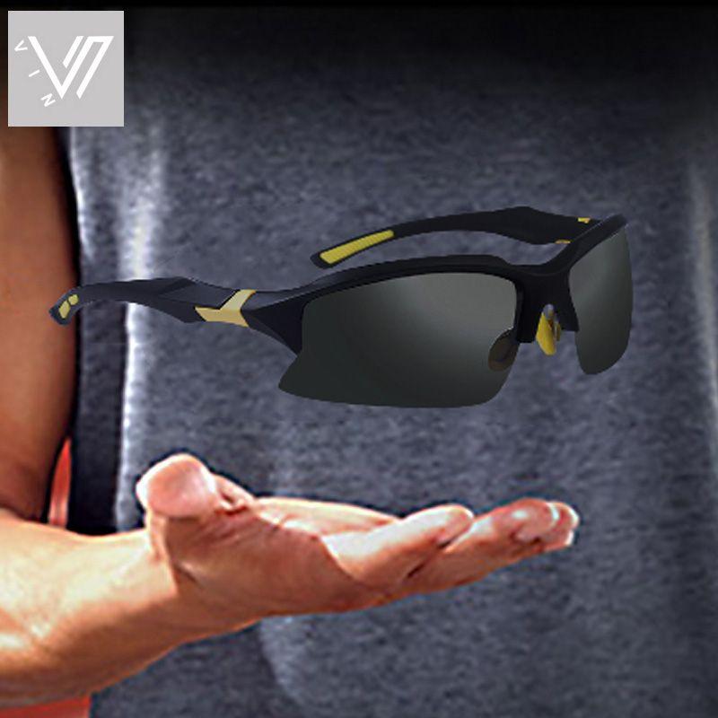 Vin Men' S Sunglasses For Biking Fishing Running Driving