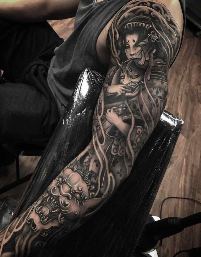 Japanese Tattoo: The Ultimate Guide