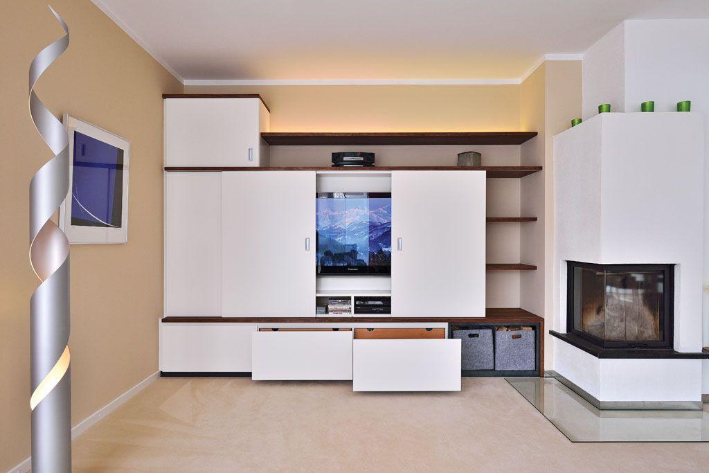 bildergebnis f r regal fernseher versteckt tv schrank pinterest fernseher verstecken. Black Bedroom Furniture Sets. Home Design Ideas