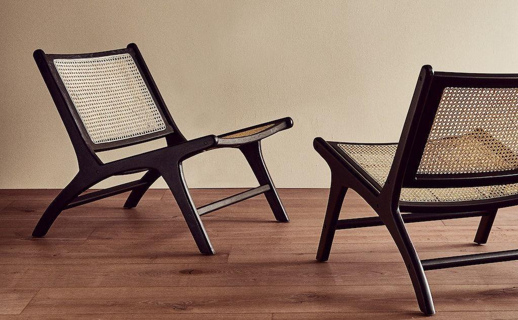 Hidden Secret Zara Is Now Stocking Really Good Furniture Hunker Rattan Chair Chair Zara Home