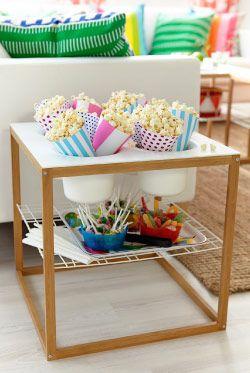 ikea sterreich inspiration kinder kids ikea ps 2012 beistelltisch mit 4 schalen wei bambus. Black Bedroom Furniture Sets. Home Design Ideas
