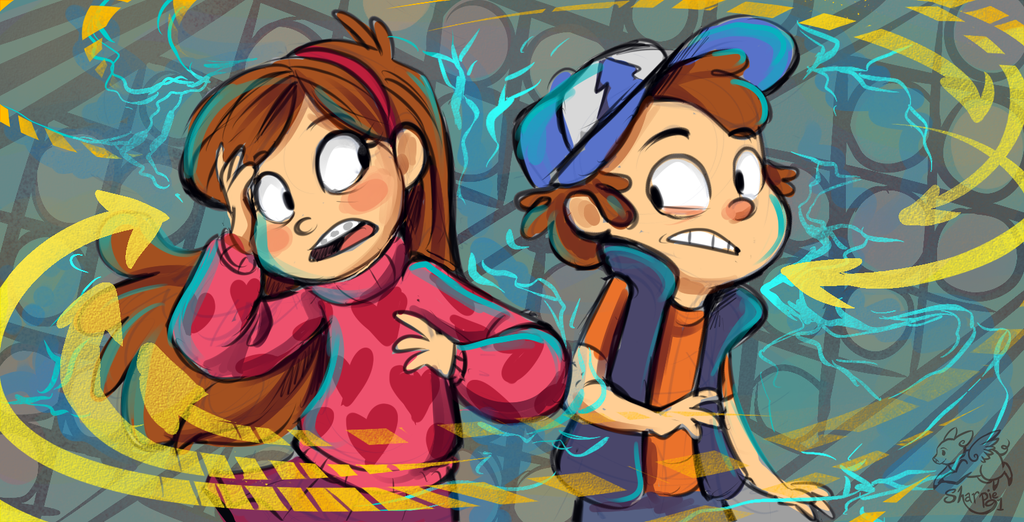 Carpet Diem by *sharpie91 on deviantART | Gravity Falls ...