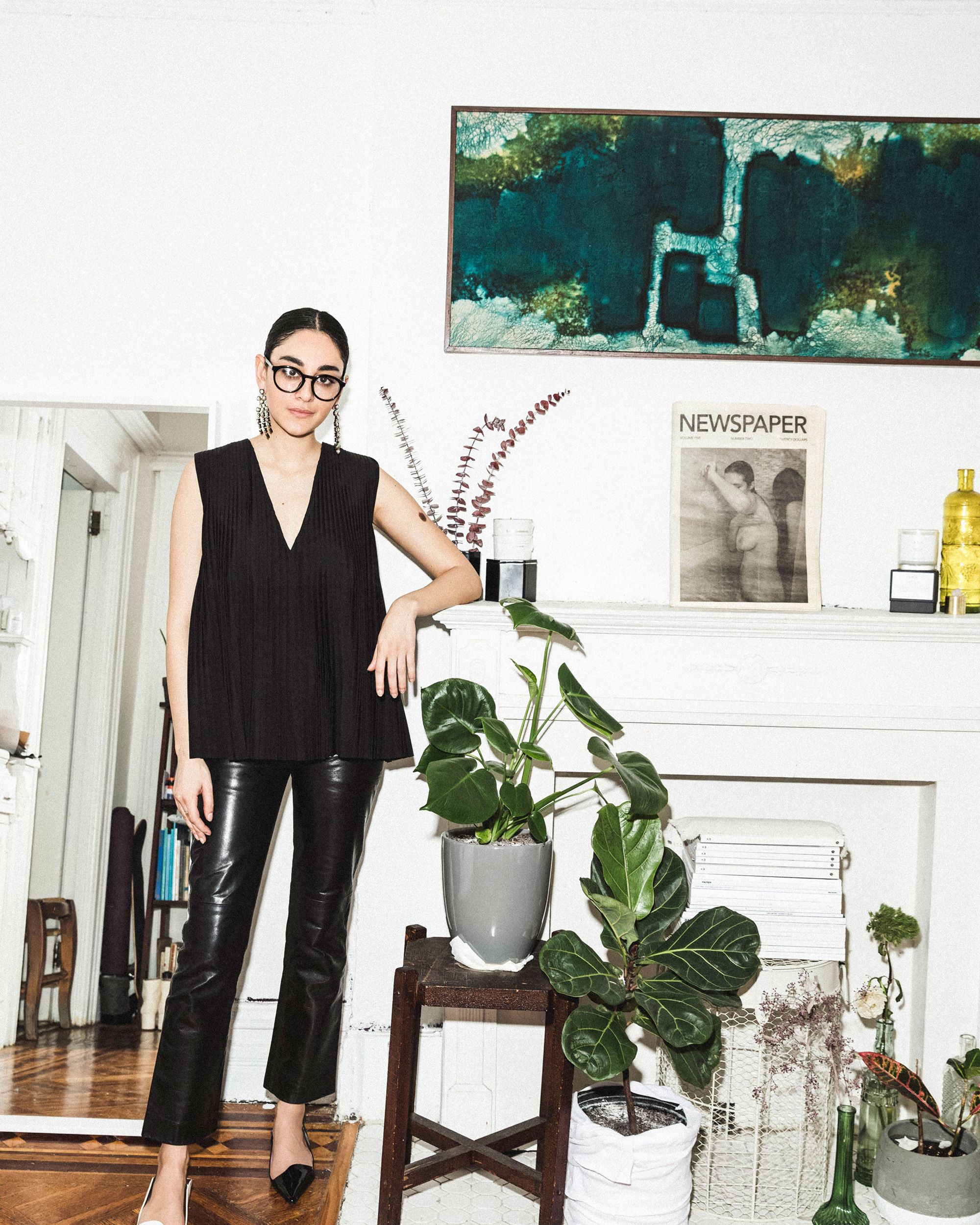 Interview With Creative Director Hawa Arsala