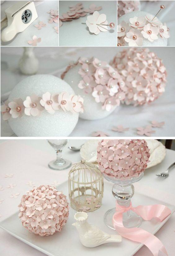 Photo of 40 DIY wedding decor ideas – beautiful wedding decorations to make yourself
