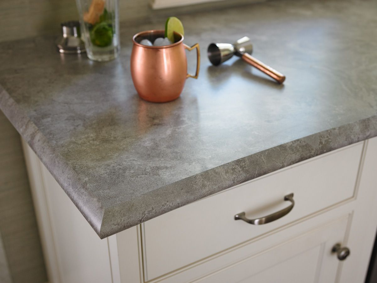 Weathered Cement Formica Kitchen Countertops Formica Laminate