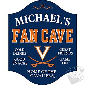WinCraft Virginia Cavaliers 2019 NCAA Basketball National Champions Drink Can Cooler