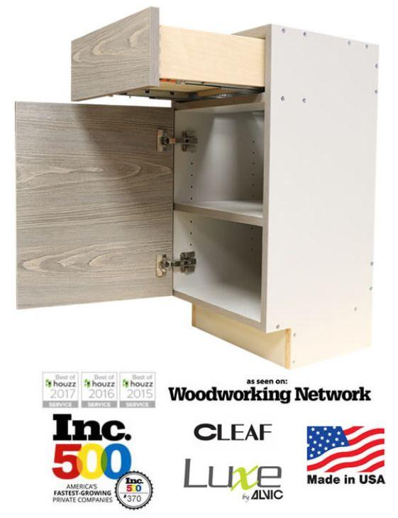 Best Www Barkermodern Com Ready To Assemble Cabinets Rta 400 x 300