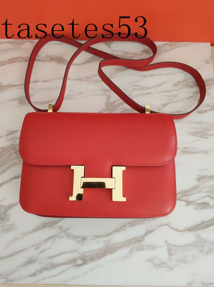 343d3433b52 ... Hermes 24cm Rose Jaipur Epsom Leather Gold Plated Constance Bag fashion  clothing shoes quality design 30703 ...
