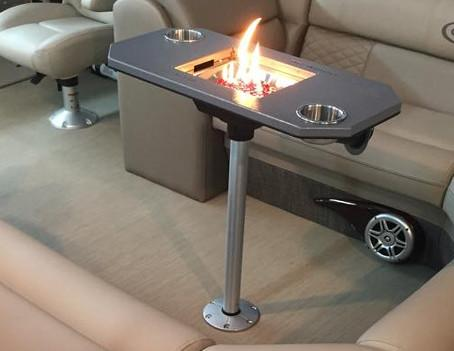 Lighting Fireplaces Pontoon Boat Accessories Boat Accessories Pontoon