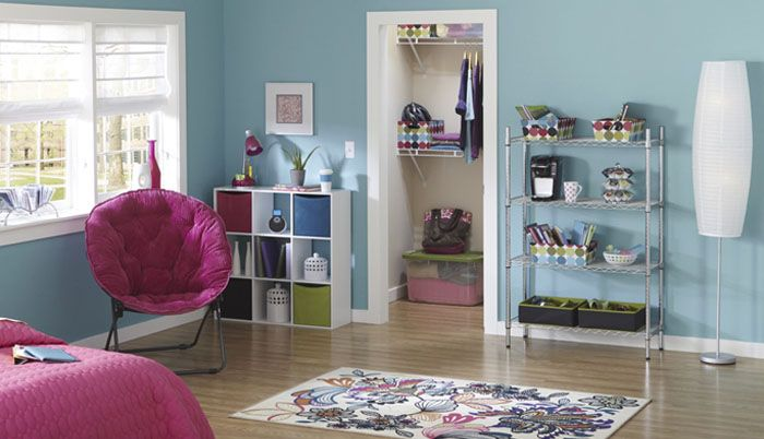 10 Tips for Organizing Your Child\'s Room | Children\'s Rooms ...