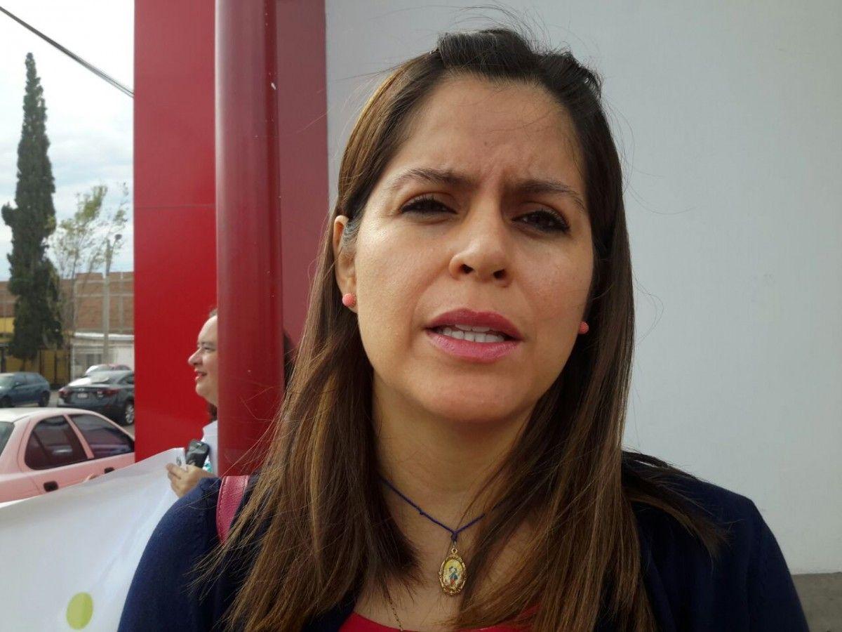 El matrimonio no es un derecho es una institución, Marcela Palos ante matrimonio igualitario | El Puntero