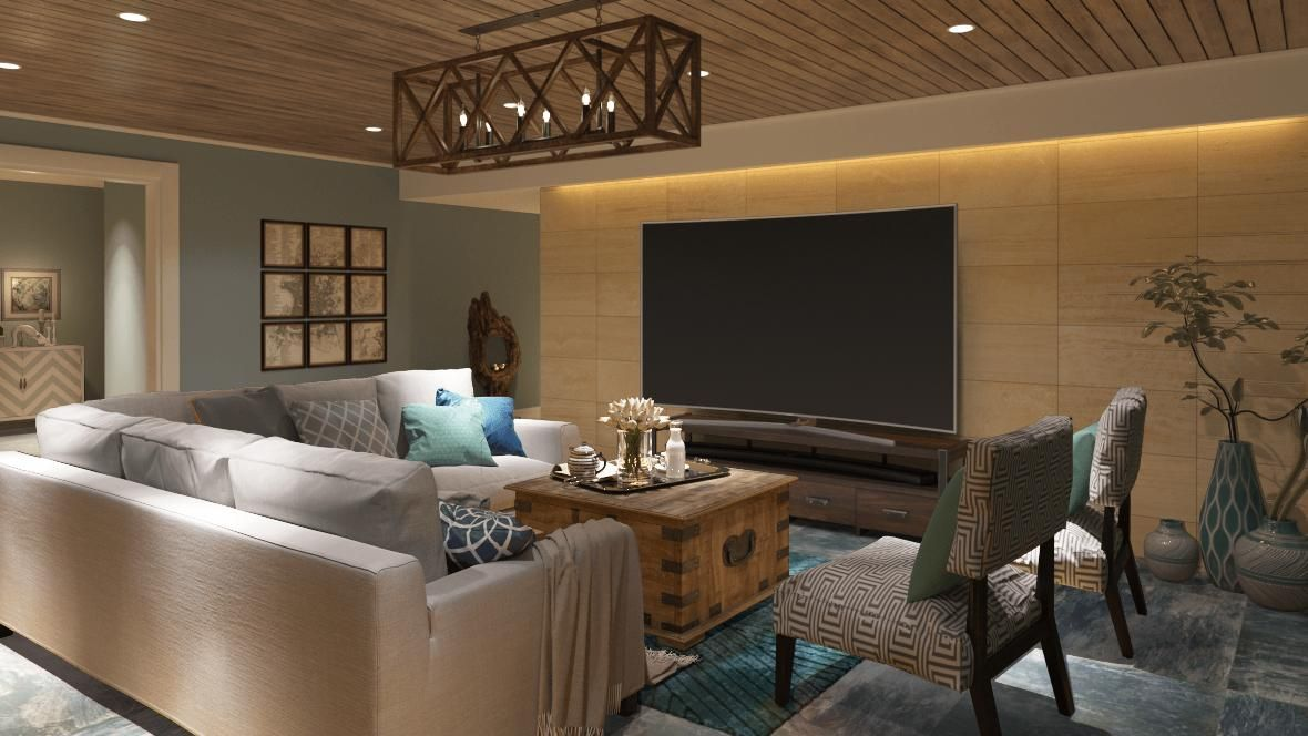 Living Room Design Tool Captivating Check Out The Custom Room I Just Designed With #hometowin's New Decorating Design