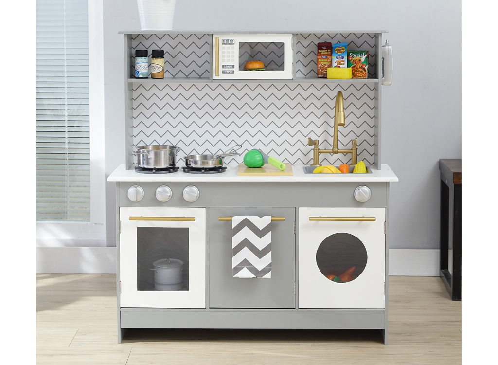 Play Kitchens So Stylish You Ll Want To Make Over Your Real