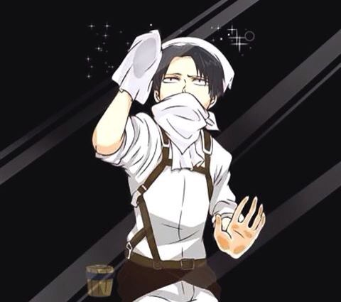 Levi Is Cleaning Your Screen Now Be Thankful Attack On Titan Anime Lock Screen Attack On Titan Anime
